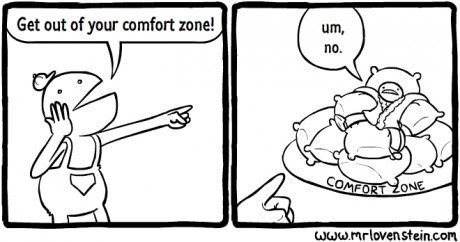comfort zones,pillows,web comics