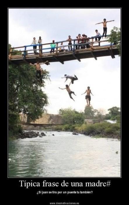 madre foto Memes familia puente - 8028330240