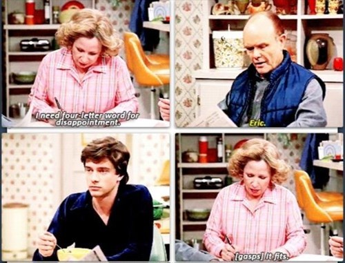 kids,that 70s show,parenting,crossword puzzles