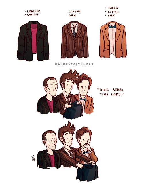 12th Doctor 9th doctor 11th Doctor 10th doctor costume web comic - 8028577024