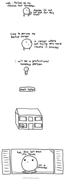 school success careers web comics - 8028665088