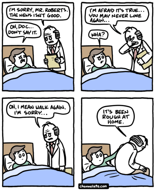 doctors sad but true web comics - 8028775168