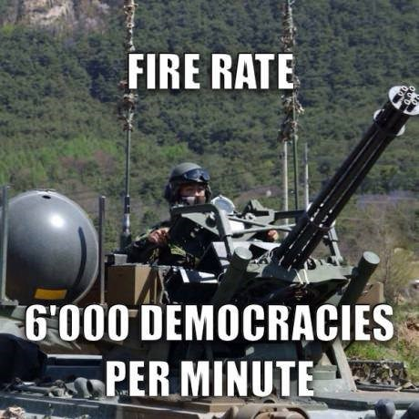 freedom,democracy,tanks