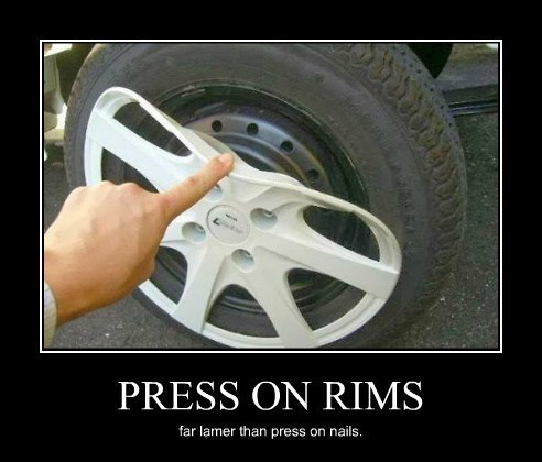 cars funny rims wtf lame press on - 8028868608