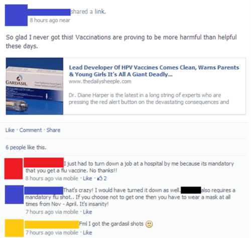 facepalm hospital vaccines failbook - 8028937984