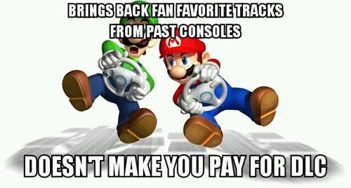 nintendo video games Mario Kart - 8029017344