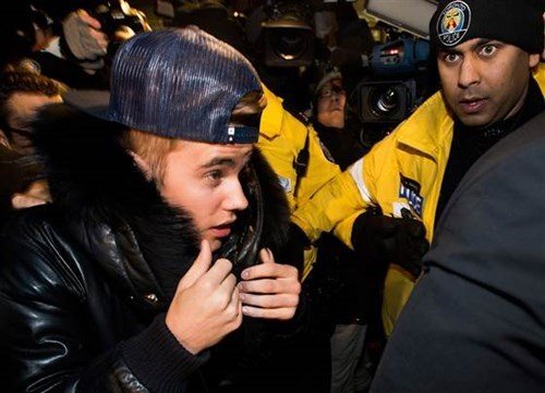 Justin Bieber is in Trouble With the Law AGAIN, This Time in His Native Canada