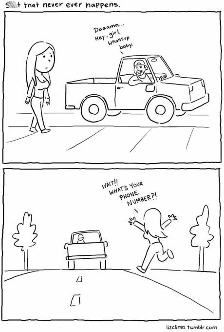 trucks web comics cat calls - 8029911040