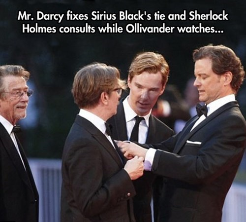 benedict cumberbatch Gary Oldman england Colin Firth Sherlock celeb - 8029965824