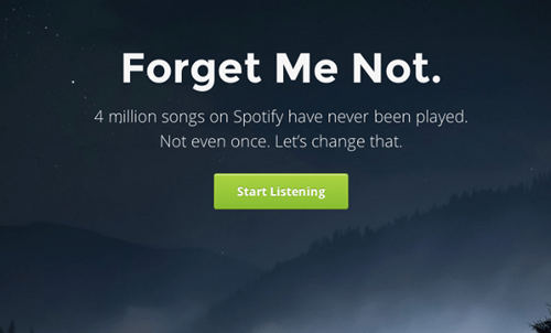 Music forgotify spotify website - 8029986304