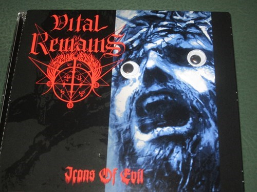 black metal,googly eyes,death metal,metal,Music,metal albums with googly eyes