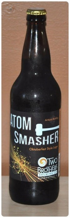 beer smashed atom smasher funny - 8030161664