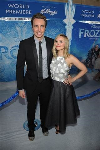 Kristen Bell and Dax Shepard Speak Out Against Published Photos of Celebrities' Kids