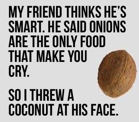 coconuts onions - 8030225920