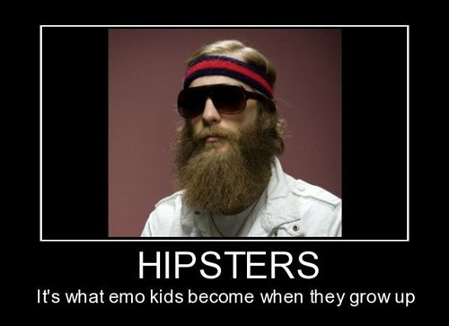 getting old grow up hipsters emo funny - 8030320384