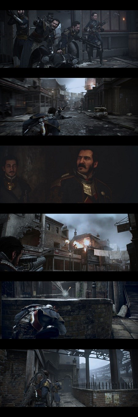playstation video games screenshots the-order-1886 Video Game Coverage - 8030542336