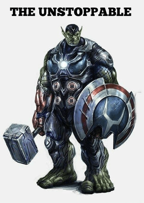 Why Not Just Make One Big Avenger?