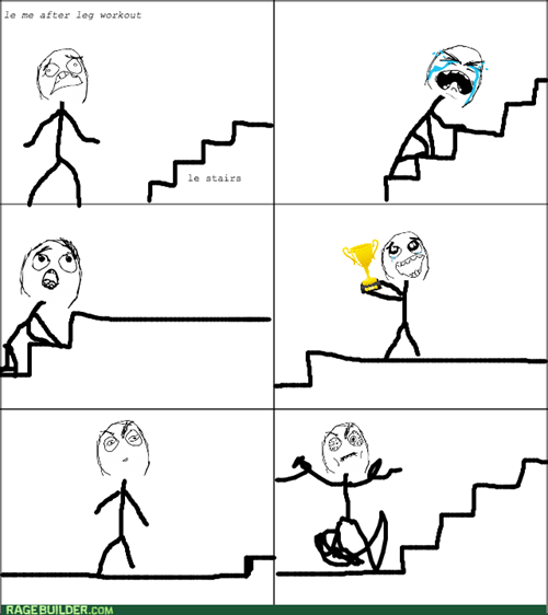 stairs exercise - 8030848768