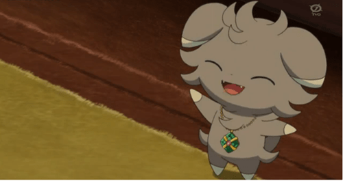 Pokémon anime espurr cute - 8031231744