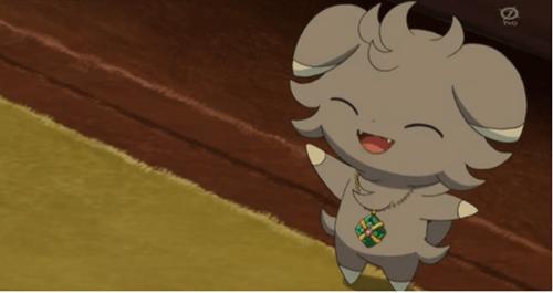 Pokémon anime espurr cute - 8031231744