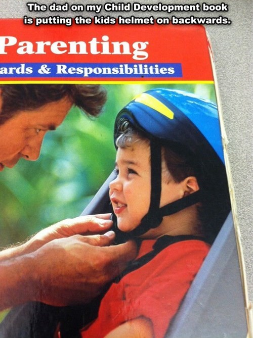books helmets kids parenting