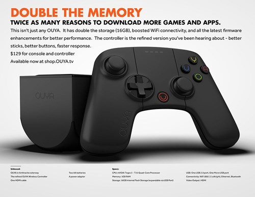 ouya Video Game Coverage - 8031654144