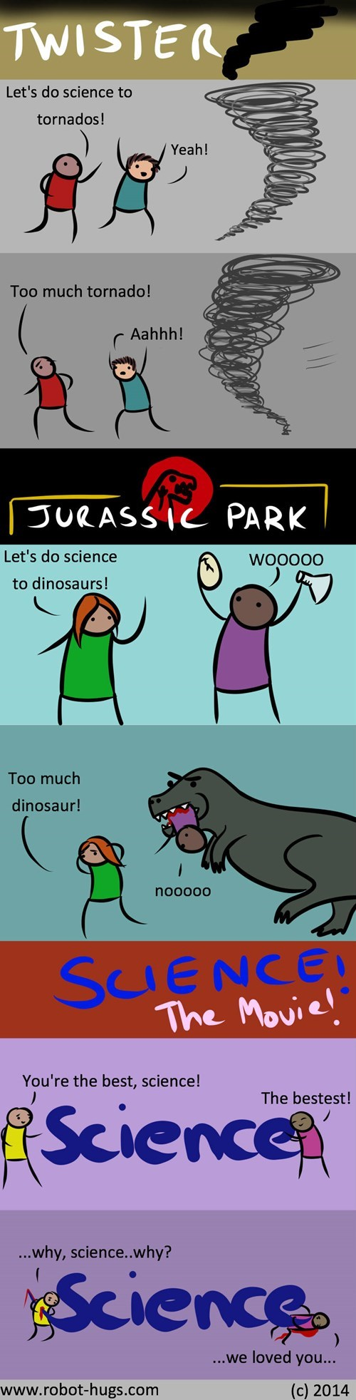 comics,movies,science,jurassic park,dangerous,funny