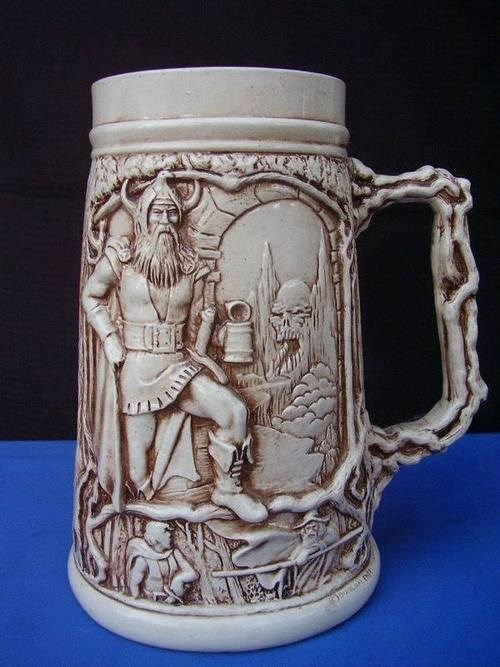 beer awesome stein manly funny - 8031881472