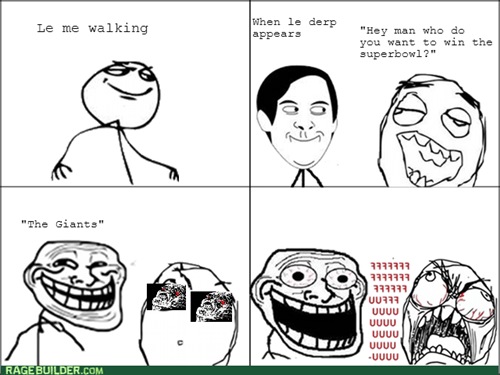 rage,trollface,football
