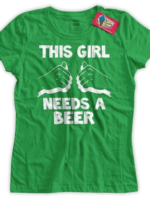 beer T.Shirt ladies funny - 8031902720