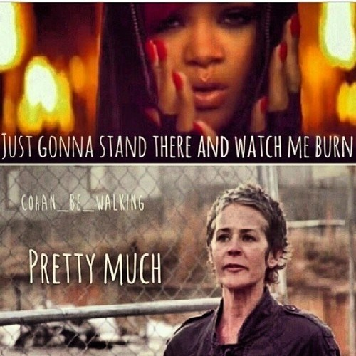 love the way you lie,carol peletier,carol burns,rihanna