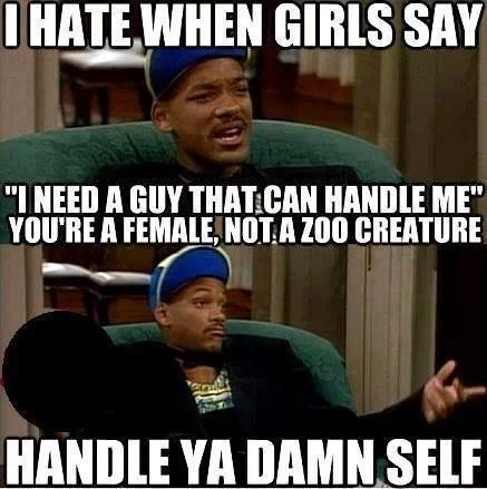 zoo creature,advice,will smith,funny,dating