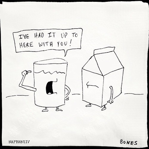 fed up,milk,web comics