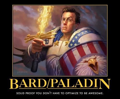 classes d&d Bard funny paladin d&d - 8032156160