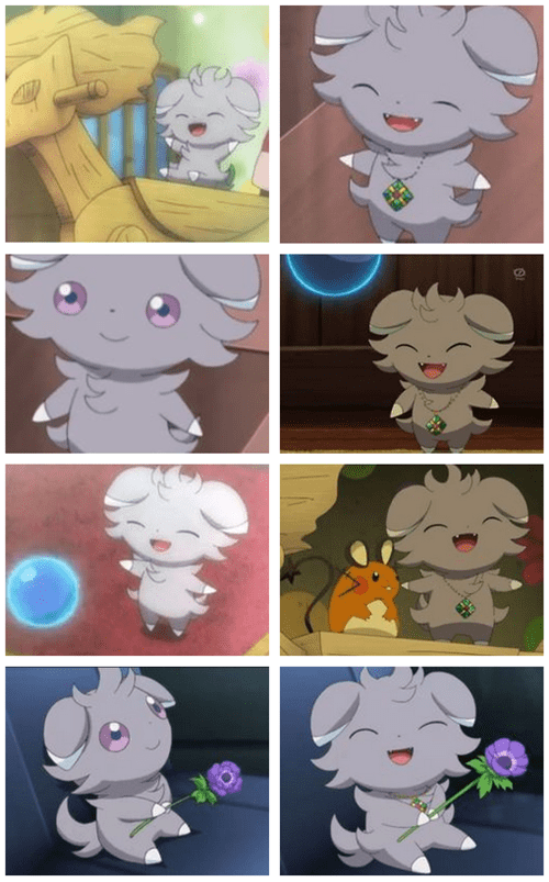 Pokémon anime espurr - 8032353792