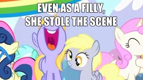 background pony derpy hooves filly - 8032937472