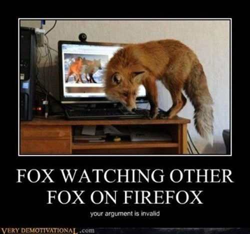 wtf Inception fox Invalid Argument firefox