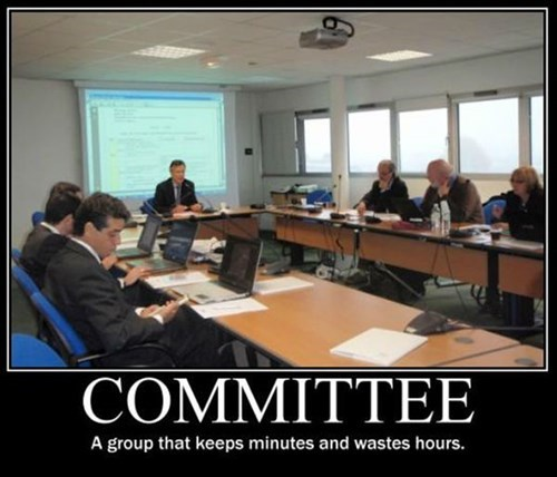 committee,waste,funny