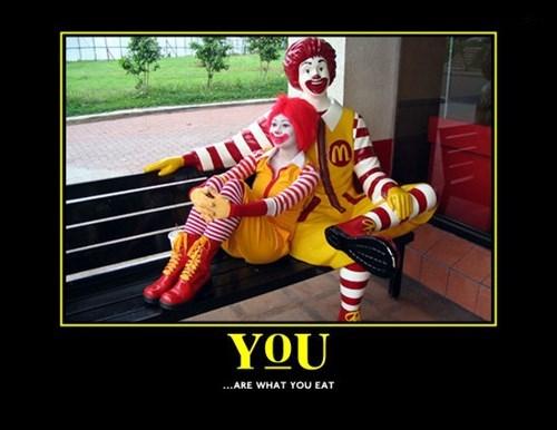 wtf Terrifying McDonald's funny - 8033570304
