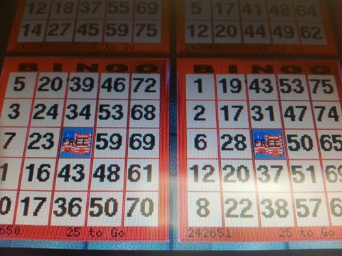 bingo free space