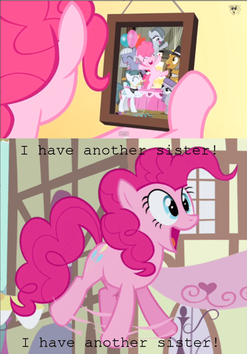 head canon,sisters,pinkie pie