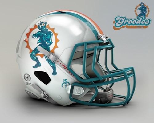Helmet - Greedos 717 VIN
