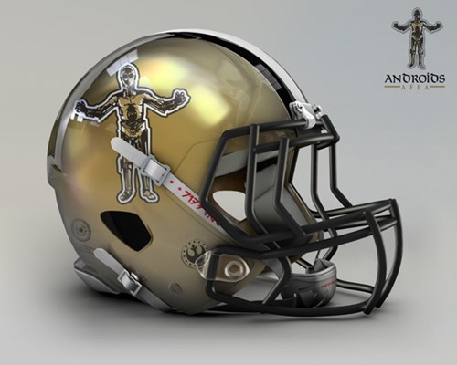 Sports gear - ANDROIDS AFE A- 717