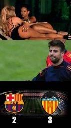 Barcelona futbol shakira deportes farandula - 8034889472
