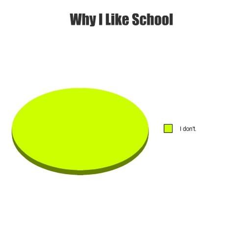 Why I Like School