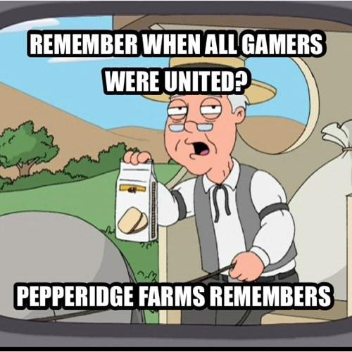 pepperidge farms remembers,gamers,Memes