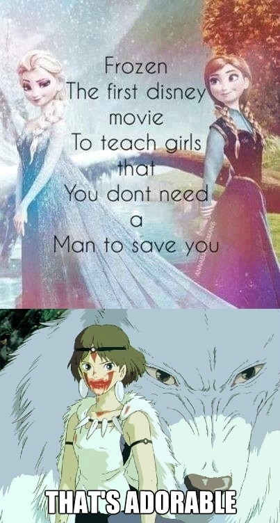 Meanwhile at Studio Ghibli