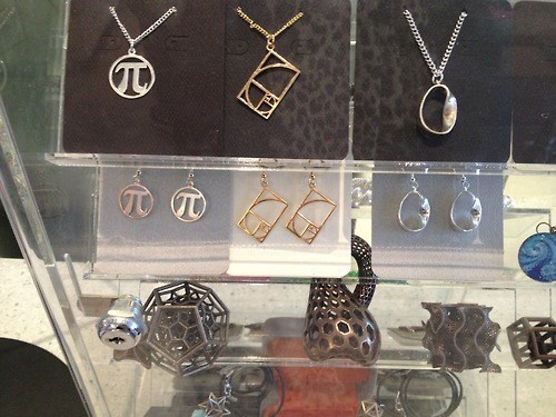 Jewelry Bling math funny museum g rated School of FAIL - 8036003584