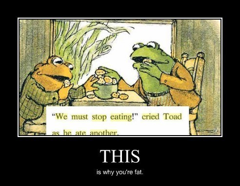 toad fat funny over eating - 8036093696