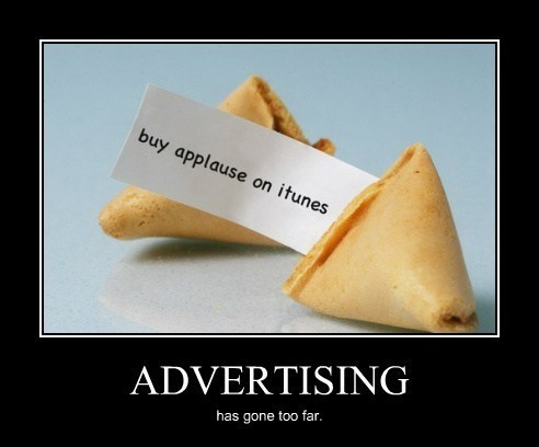 advertisers wtf jerks funny fortune cookies - 8036108288